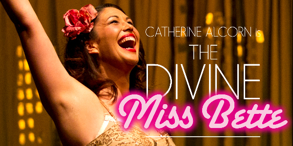 There are so many reasons to be happy, and one of those is because the highly acclaimed Divine Miss Bette is coming to the Sunshine Coast!