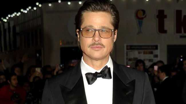Brad Pitt has reportedly purchased a £5 million watch from an auction in Geneva.