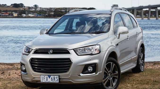 MORE TECH: 2016 Holden Captiva introduces connectivity with Apple CarPlay and Android Auto