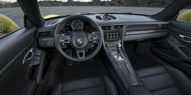 2016 Porsche Turbo. Photo: Contributed.