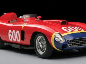$A41 million auction estimate for 1956 Ferrari 290 MM racer