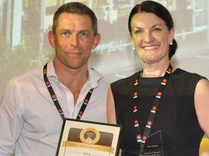 Wray Organics wins national business award