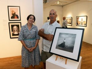 Striking images are on display at BRAG
