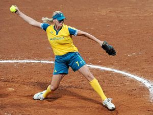 Ex-Olympian Tanya Harding's plan to save softball