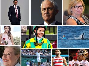 A year in review: Top Australian personalities of 2015