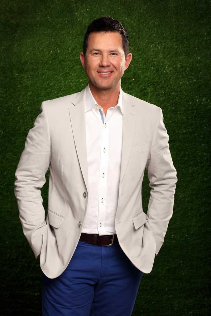 Ricky Ponting is a commentator of the T20 Big Bash League.