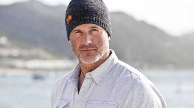 Joel Lambert pictured in South Africa for the TV series Predators Up Close.