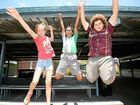 School's out for summer in Rockhampton