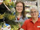 Toowoomba salvos spread the Christmas spirit at Kmart