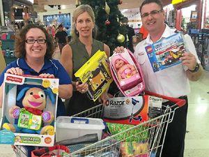Salvos wish for more generosity this Christmas season