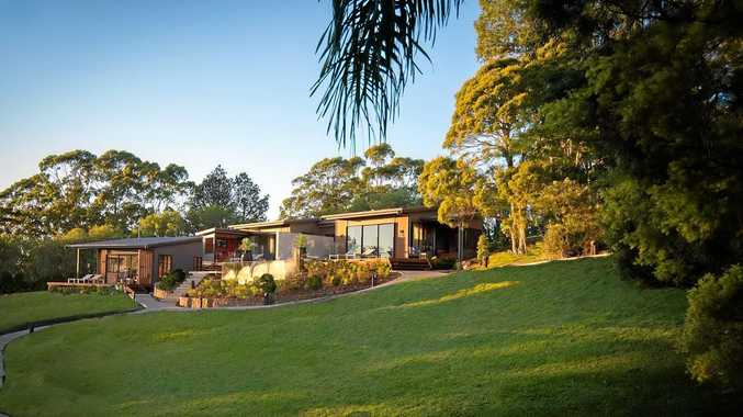 Gaia Retreat & Spa makes NSW Top 10 Hotel list.