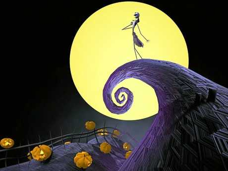 The Nightmare before Christmas was the second favourite movie for Northern Star Facebook followers.