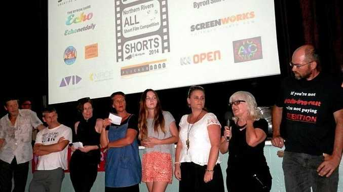 Entries are now extended for film makers in the Byron All Shorts film competition.