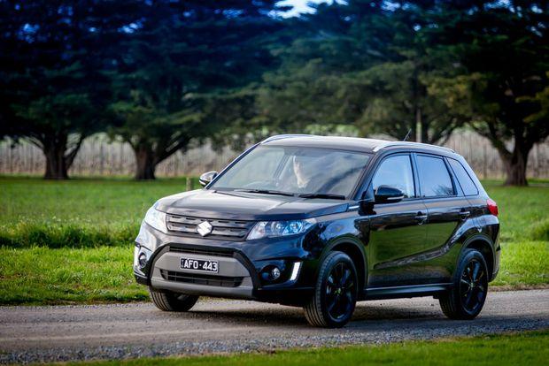 Suzuki Vitara GLX. Photo: Contributed