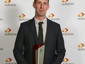 Mackay apprentice wins excellence award