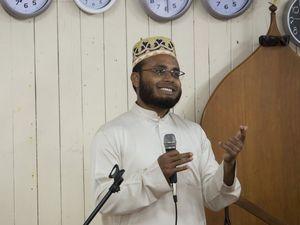 Garden City Mosque opens its doors