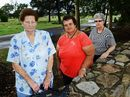 A GROUP of Ipswich residents are devastated, confused and stranded after a bus service to the region's largest cemetery has been cancelled.
