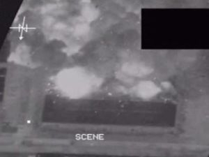 Airstrikes against IS aborted over fear of civilian deaths