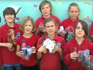 Mullumbimby film kids awarded for sustainability project