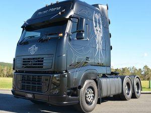 One tough as Volvo Viking rig