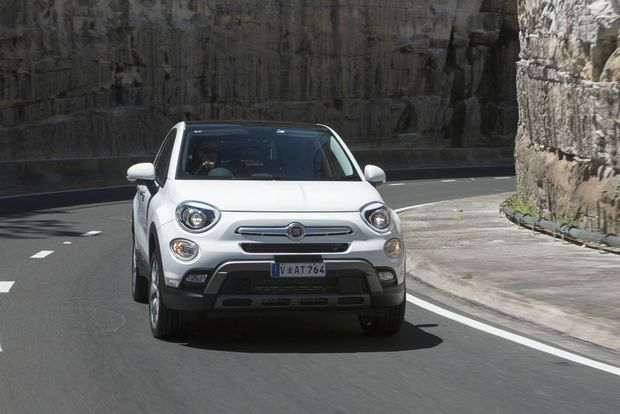 Fiat 500X. Photo: Contributed