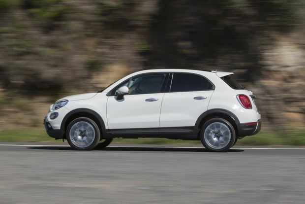 fiat 500x suv road test and review queensland times. Black Bedroom Furniture Sets. Home Design Ideas