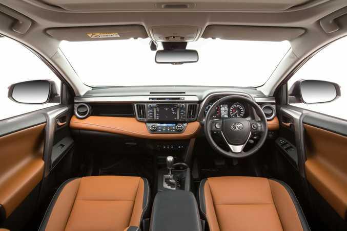 2015 Toyota Rav4. Photo: Contributed.
