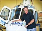 Champion golfer Ian Baker Finch is donating to CareFlight. Photo: Che Chapman / Sunshine Coast Daily