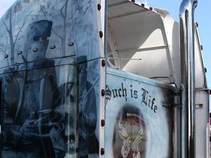 Meet Ned the truck