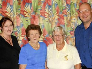 Pensioners raise $1000 for charity