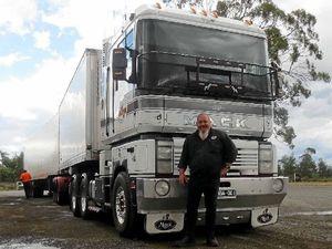 Tassie Truckin: Mark Huon-Rinds