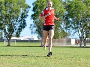 Young Mackay runner overcomes life's many hurdles