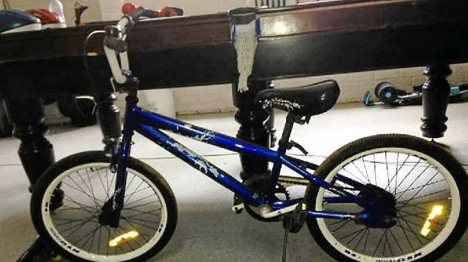 IN DEMAND: The bike giveaway caused a sensation online and quickly went viral.