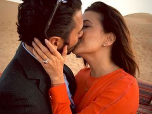 Eva Longoria now engaged
