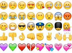 The unexpected benefits of emojis