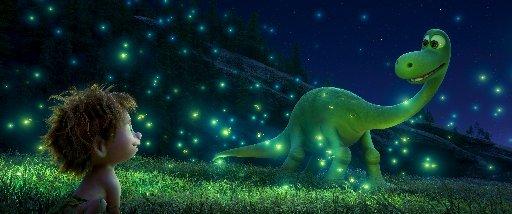 Disney Pixar's latest animated film The Good Dinosaur opens in cinemas around the country on December 26, 2015.