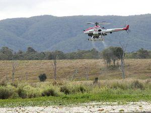 Gympie region farmers warned about spray drift
