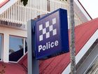 POLICE have charged a 28-year-old Urangan man for possessing a weapon after he was allegedly found with a .22 caliber handgun on Charlton Esp about 2.45am on New Year's Day.