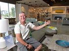 General manager at Dare Gallery, Patrick Doyle, is looking forward to opening of the new store in Maroochydore. Photo: Warren Lynam / Sunshine Coast Daily