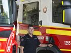 Queensland Fire and Emergency Services station officer Chris Martial talks about the new recruitment process.
