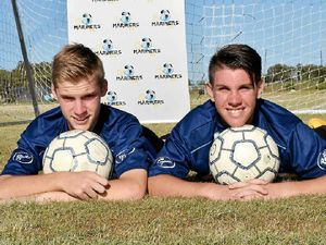Mariners pair selected for National Premier League