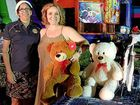 EXCITED: Rotary Club of Gladstone director Pauline Kelly and Christmas trailer raffle winner Raewyn Huddy celebrate.