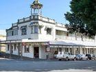 BROKEN INTO: The Grand Hotel in Mount Morgan.