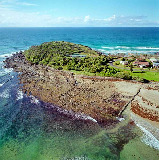 Arrawarra Headland