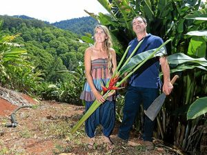 Jony and Jo Taylor's flower vision blooming in Burringbar