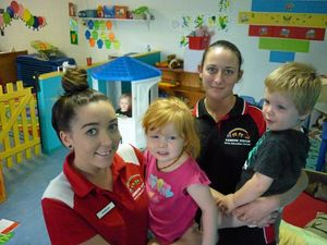 Dedicated staff in Richmond Valley nominated for childcare award