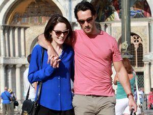 Michelle Dockery's fiancé dies aged 34