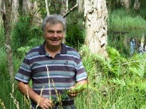National parks pioneer recognised with Gatton Gold