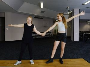 Pioneering model face of disability-friendly dance studio