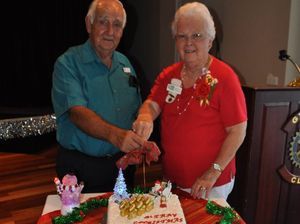 Gympie National Seniors Christmas Lunch was a great sucess
